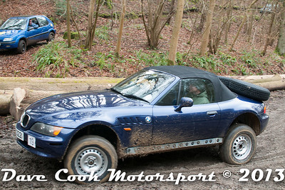 D30_2711 - No. 19, Ian  FACEY / Timothy  NAYLER: BMW  Z3 - In the Woods