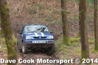 D30_3436 -  No. 12, Brian  ALEXANDER / George  O'Connor:  Class 5 Suzuki  X90