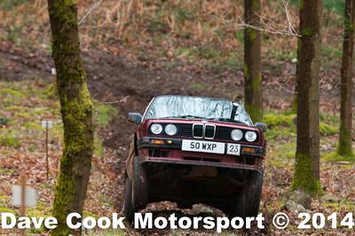 D30_3406 -  No. 23, Matt  FACEY / Hollie  Wood:  Class 3 BMW  316