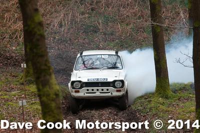 D30_3398 -  No. 19, Aaron  HAIZELDEN / Tom  Godwin:  Class 3 Ford  Escort