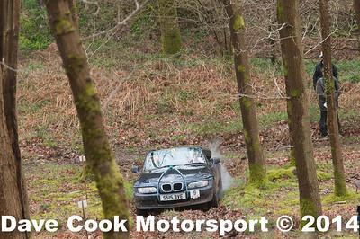 D30_3372 -  No. 9, Alan  WEAR / Martin  Grindrod:  Class 6 BMW  Z3