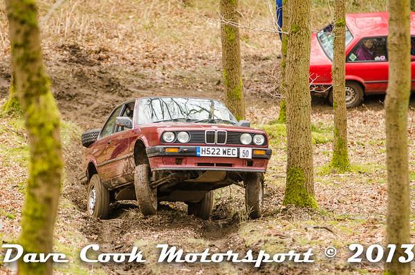 Classic Car Trials - ACTC Events