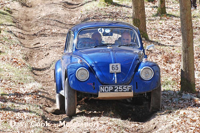 Davis Sargeant's Class 4 Beetle was another who didn't get too far