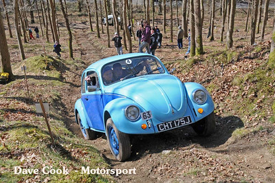 John White, in his Class 4 beetle, which looks far to smart to trial came 3rd in class 4