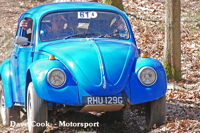 Ryan Tonkin's Beetle also cleared the hill
