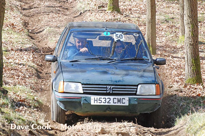 Mike Cleal's Peugot 205