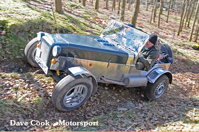 Charles Shopland in his Shopland Mk 2.