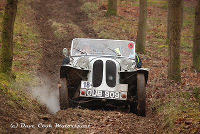 David Bache and Jeremy Nightingale in their Class 8 Dellow
