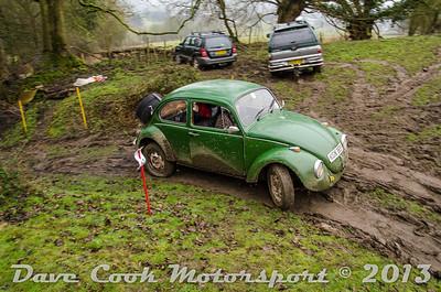 DSC_5441 - Sam and Mick Holmes - Class 4 VW Beetle; 2nd Class 4