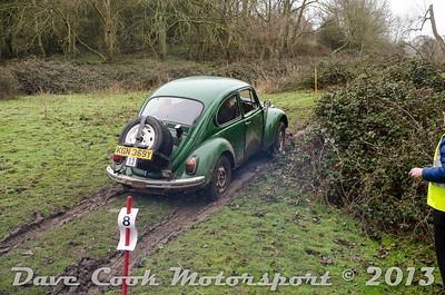 DSC_5444 - Sam and Mick Holmes - Class 4 VW Beetle; 2nd Class 4