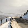 The A701 near Moffat