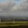 Wind Turbines near Sandale