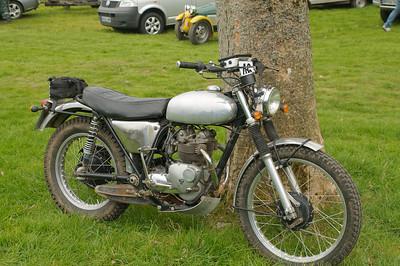 D30_9572 -  No. 46, John Boothroyd:  Class C Triumph T100