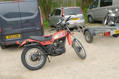 D30_9561 -  No. 44, Philip McAloon:  Class B2 Yamaha DT250