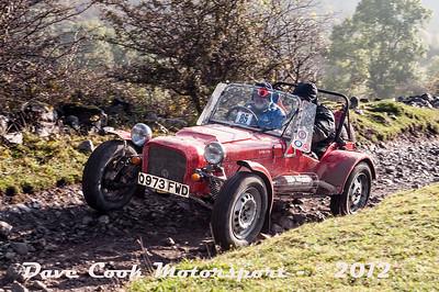 No. 085 Brian Partridge and David O'dowling, Class 8, 1986cc Ridge Cannon