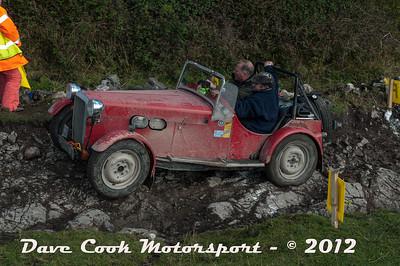 No. 133 Simon Oates and John Werren, Class 8, 1993cc Triumph Torum
