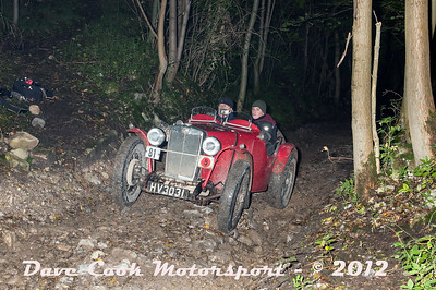 No. 081 Dudley Sterry and Chris Phillips, Class 8, 1466cc MG J2