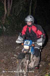 No. 66 Adam Walter, Class B, 225cc Yamaha XT