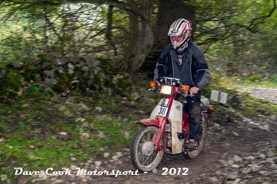 No. 38 Chris Poel, Class B, 90cc Honda XL