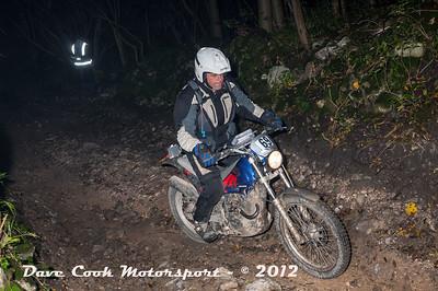 No. 69 Ian Myers, Class B, 199cc Beta Alp