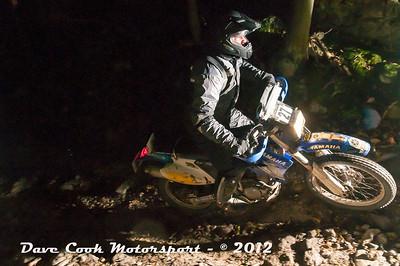 No. 27 Andrew Craddock, Class B, 249cc Yamaha WR