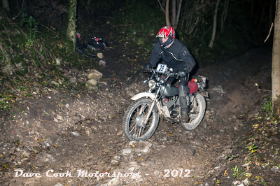 No. 39 Mark Daniell, Class B, 125cc Benelli Enduro
