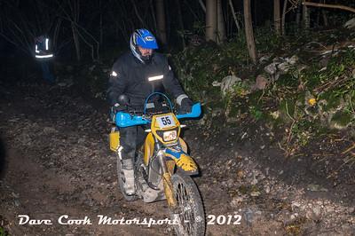 No. 55 Steve Wildmore, Class C, 650cc CCM