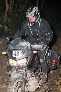 No. 48 Tim Whittle, Class C, 998cc Aprilia Caponard