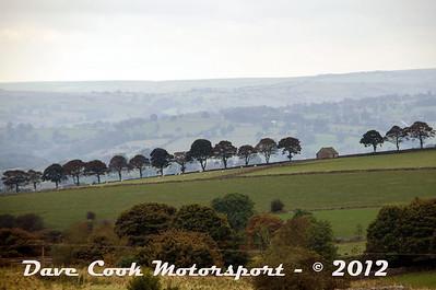 Peak District scenery from Moneystones