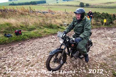 No. 507 Keith Clarke, Class O, 197cc Francis Barnett