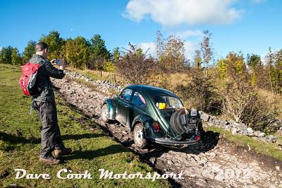 No. 144 Harry and Elizabeth Butcher, Class 6, 1584cc VW Beetle