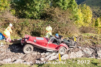 No. 107 Hal Branson and Beth Hazon, Class 7, 1795cc Marlin Roadster