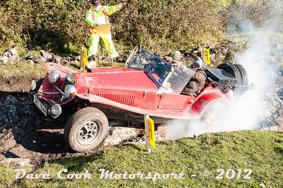 No. 108 Tony and Sally Branson, Class 7, 1975cc Marlin Roadster