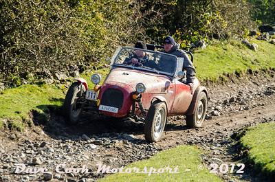 No. 117 Julian Lack and Ian Madley, Class 7, 993cc Trent Liege