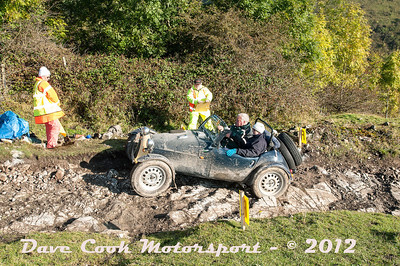 No. 118 Mark and Ginny Endley, Class 7, 993cc Liege S