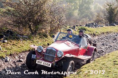 No. 080 Alan Murrell and Simon Barton, Class 7, 1700cc Marlin Roadster