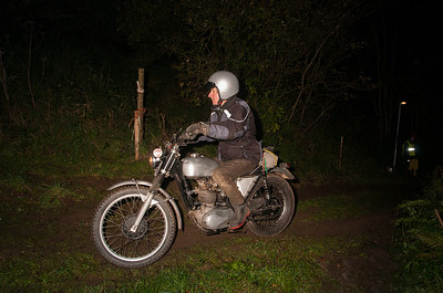 D30_9841 - Peter Smith; BSA C15 Spl