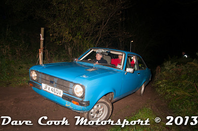 D30_9965 - Edward Broom and Kevin Mccarron; Ford Escort