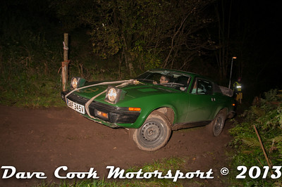 D30_9981 - Simon Hendra and Andrew Crewes; Triumph TR7