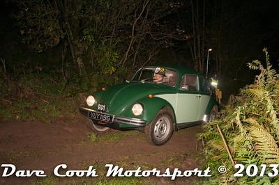 D30_9892 - Mike Wills and Mark Hawkswood;Matt Wills; VW Beetle