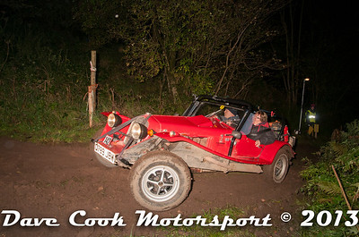 D30_9984 - Nick and Lorraine Gibbs; Marlin Roadster
