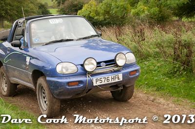 D30_0164 - Kevin Sharp and Diana Johnson; Suzuki X-90