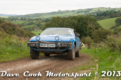 D30_0253 - Brian Shore and Adrian Grinter; Triumph TR7 V8