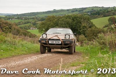 D30_0225 - Jane and John Hicks; Triumph TR4