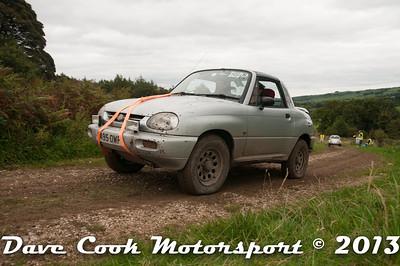 D30_0217 - Bradley Jones and Lorna Hicks; Suzuki X-90