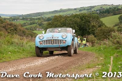 D30_0293 - Phillip and Tricia Tucker; Triumph TR3A