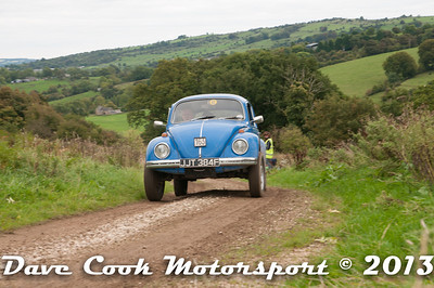 D30_0350 - Richard Peck and Paul Gregory; VW Beetle