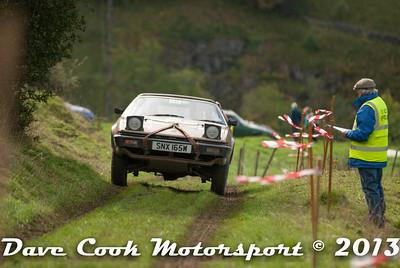 DSC_1088 - Jane and John Hicks; Triumph TR7