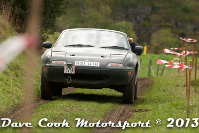 DSC_1226 - Nigel Orme-Jones and Dave Hunt; Mazda MX5