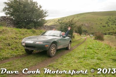 D30_0086 - Nigel Orme-Jones and Dave Hunt; Mazda MX5